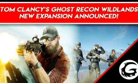 Tom Clancy's Ghost Recon Wildlands New expansion announced!