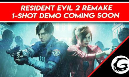 Resident Evil 2 Remake 1-Shot Demo Coming Soon