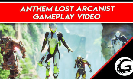 Anthem 'Lost Arcanist' Mission Gameplay Video Revealed