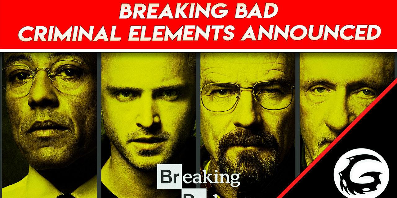 Breaking Bad: Criminal Elements Announced