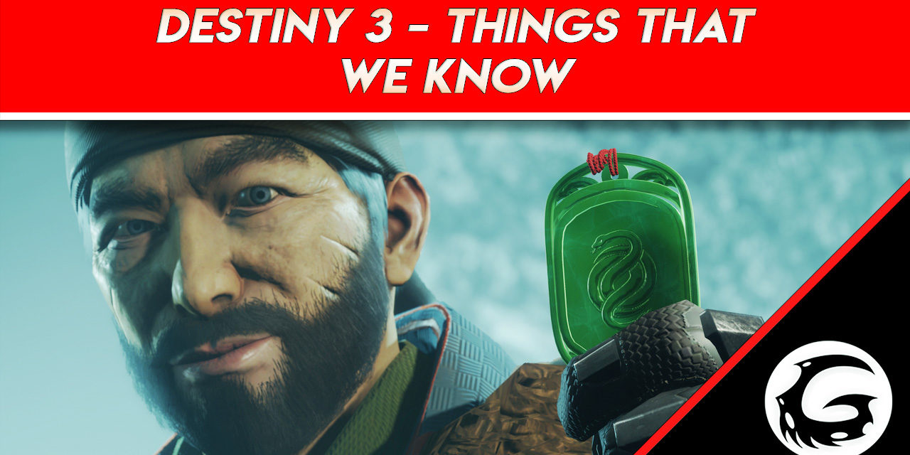 Destiny 3 – Things That We Know