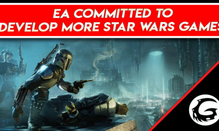 EA Committed To Develop More Star Wars Games