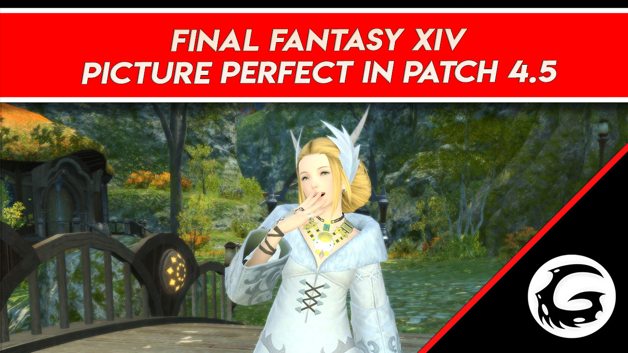 Final Fantasy XIV Picture Perfect in Patch 4 5 | Gaming Instincs