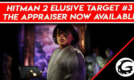 Hitman 2 Elusive Target #3 'The Appraiser' Now Available