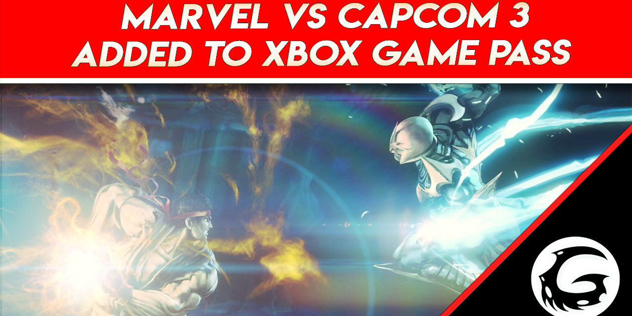 Marvel vs Capcom 3 Added to Xbox Game Pass