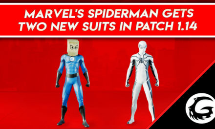Marvel's SpiderMan Gets Two New Suits In Patch 1.14