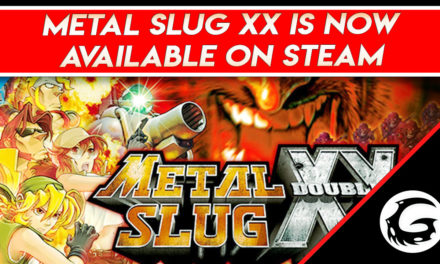 Metal Slug XX Is Now Available On Steam