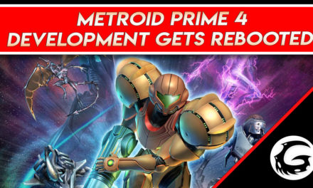 Metroid Prime 4 Development Gets Rebooted