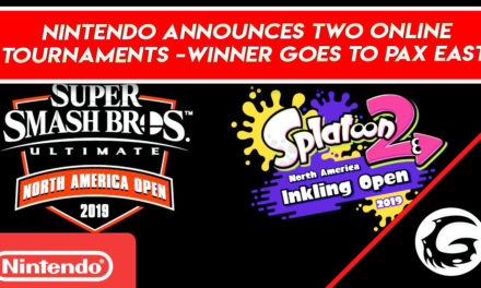 Nintendo Announces Two Online Tournaments, Winner Goes To PAX East 2019