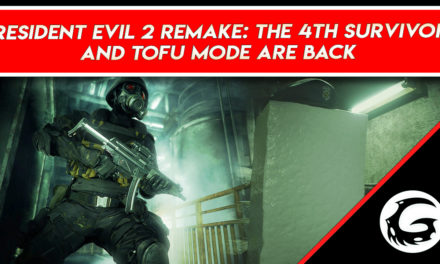 Resident Evil 2 Remake: The 4th Survivor and Tofu Mode are Back