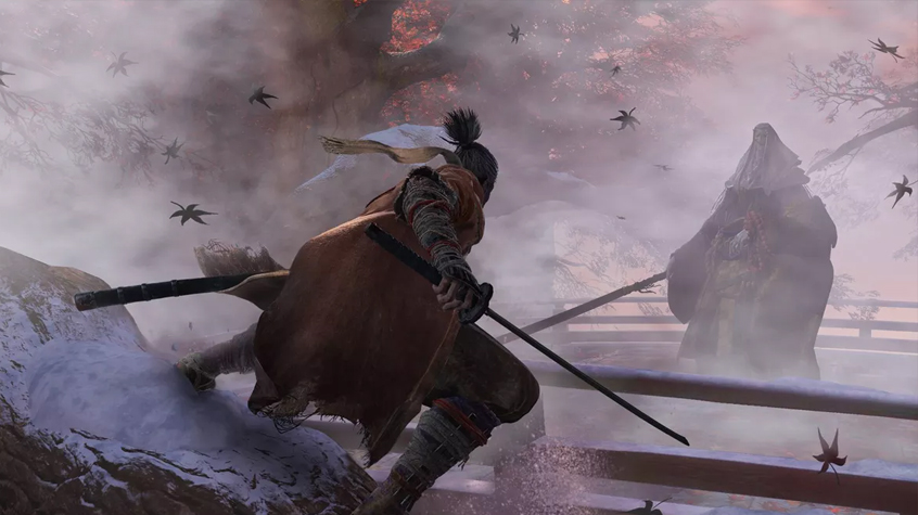 Sekiro will offer familiar, but new challenges