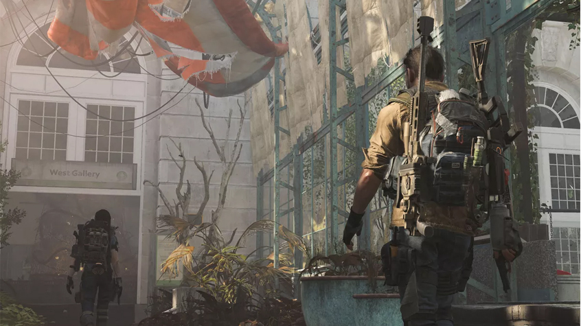 A new battleground for you to explore in the Division 2.