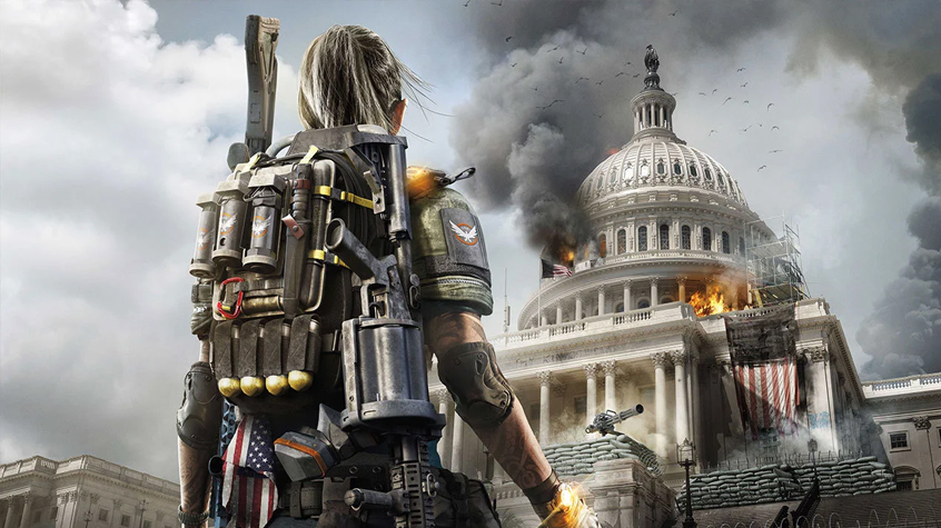Players are embarking on a whole new adventure in the Division 2.