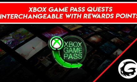 Xbox Game Pass Quest Achievements Interchangeable With Rewards Points