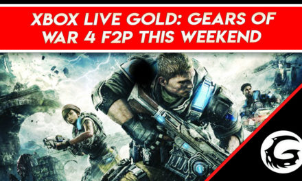 Xbox Live Gold: Gears of War 4 F2P This Weekend