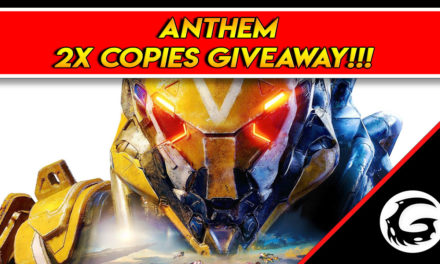 Anthem 2X Digital Copies Giveaway