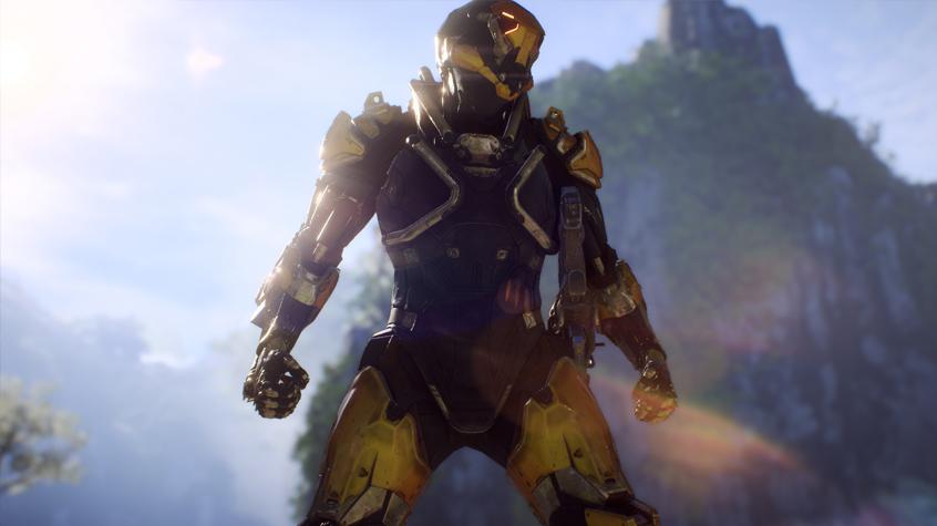 A lack of feedback means Anthem falls short on delivering impactful combat.