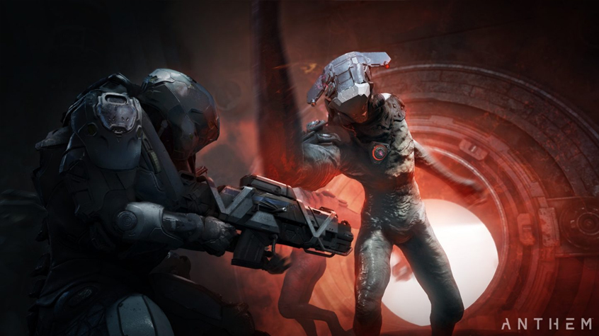 Anthem's enemies are fearsome - but so are its bugs