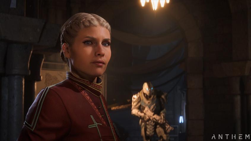Characters like Tassyn feel alive, unlike the player's character