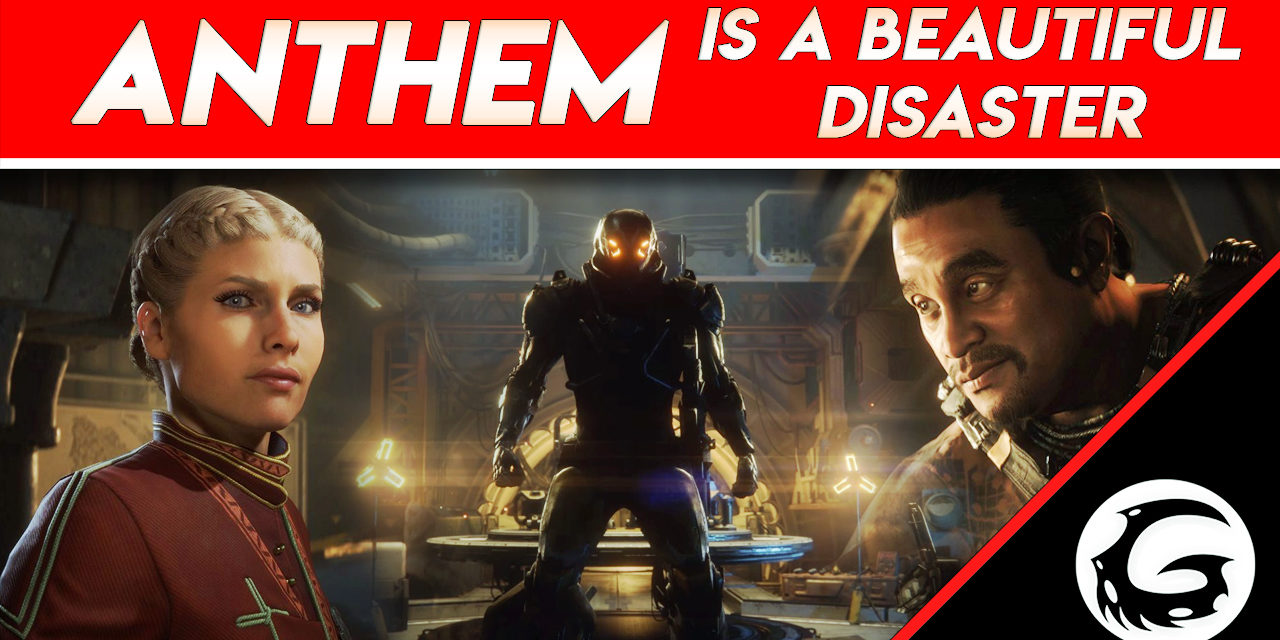 Pre-Release Impression: Anthem is a Beautiful Disaster Right Now