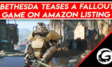 Bethesda Teases a Fallout Game On Amazon Listing