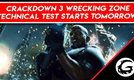 Crackdown 3 Wrecking Zone Technical Test Starts Tomorrow