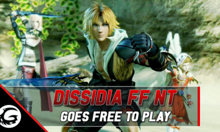 Dissidia Final Fantasy NT Free Edition For PS4 And PC