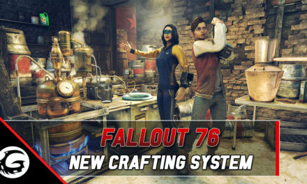 Fallout 76 Will Have a New Crafting System