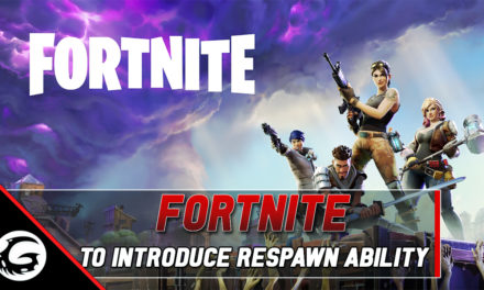 Fortnite To Introduce Respawn Ability