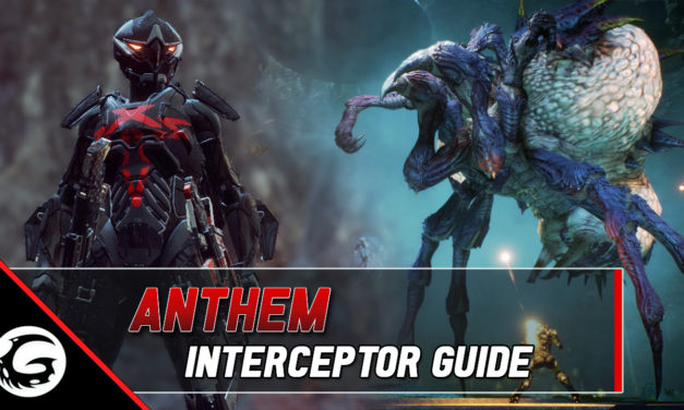 Interceptor Beginners Build/Class Guide