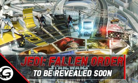 Star Wars Jedi: Fallen Order To be Revealed Soon