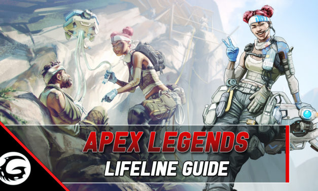 How to Play Lifeline: An Apex Legends Guide