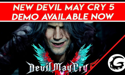 New Devil May Cry 5 Demo Available Now