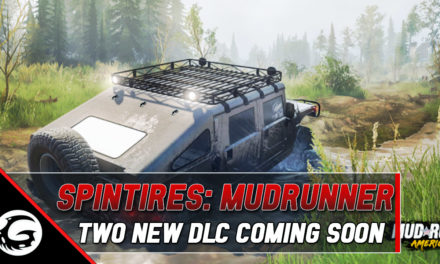 Spintires: MudRunner DLC Coming Soon