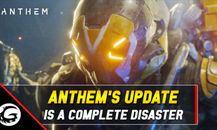 Anthem Unreleased Update Is Already a Mess