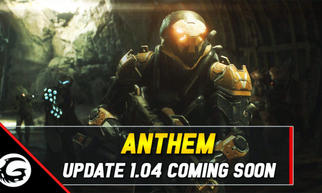 Anthem Version 1.04 Makes Significant Changes