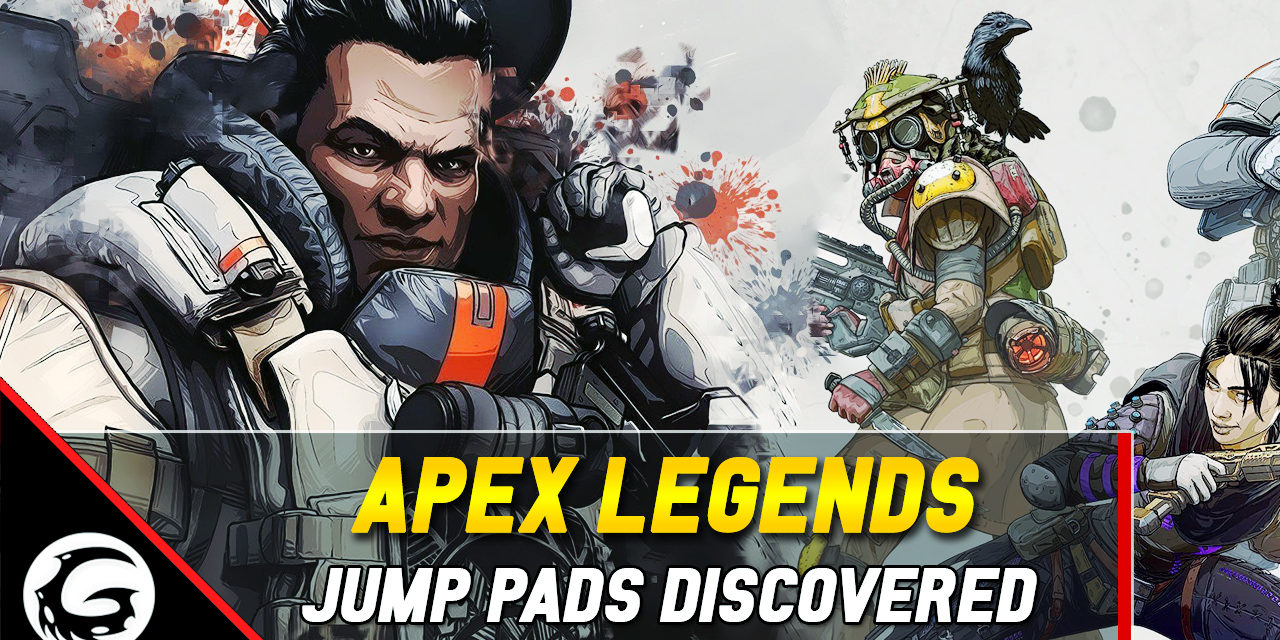 Jump Pads Found In apex Legends Ahead Of Octane's Rumored Arrival