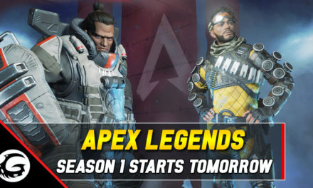 Apex Legends Season 1 Goes Live Tomorrow
