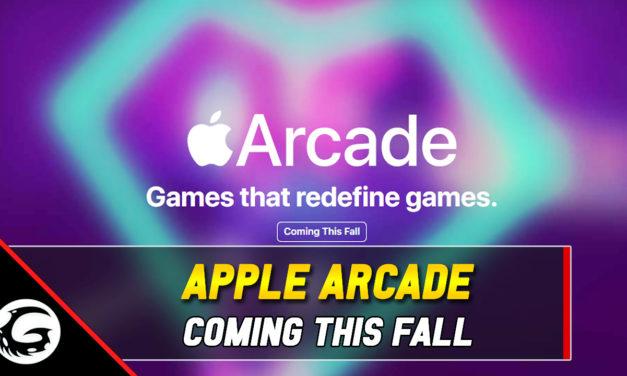 Apple Reveals Game Subscription Service
