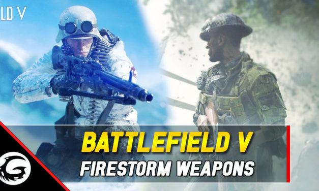 Battlefield V Firestorm Details Has Been Revealed