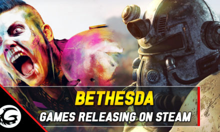 Bethesda Announces Upcoming Games Will Be Available On Steam