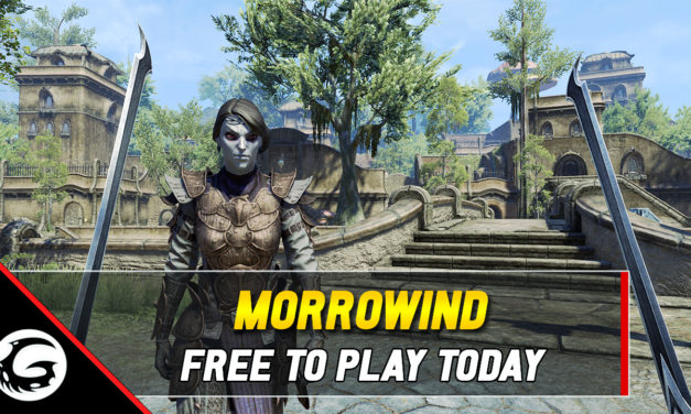 Bethesda Offers Morrowind For Free Today