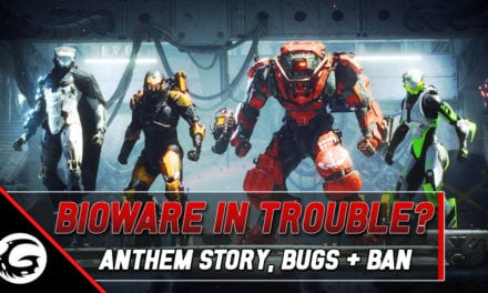 Bioware is in Trouble – Players Banned, Bugs, and Story
