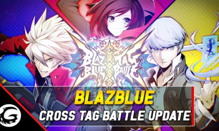 New Players Coming To BlazBlue: Cross Tag Battle In Upcoming May Update