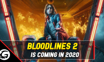 Vampire: The Masquerade – Bloodlines 2 Revealed; Coming 2020