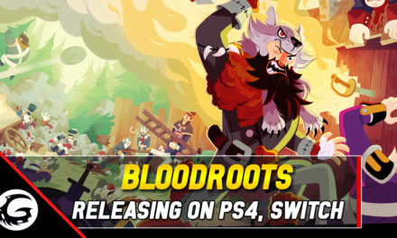 Relentless Action Game 'Bloodroots' Announced for PS4 And Switch