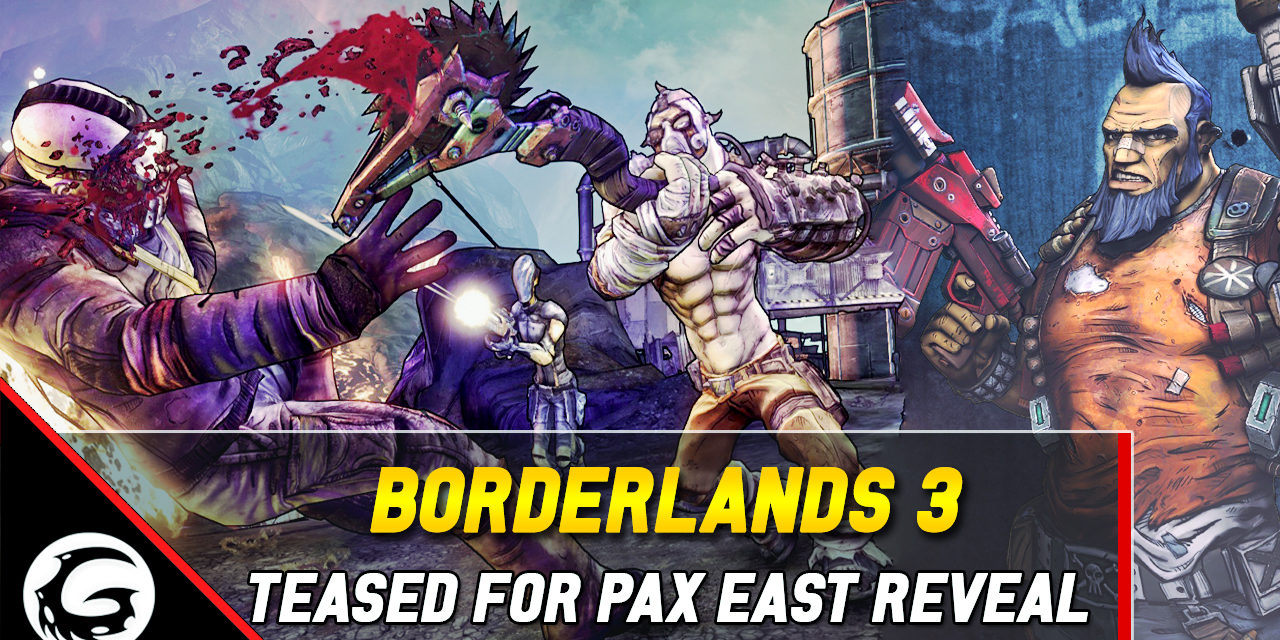 Borderlands 3 Potentially Teased By Gearbox's Twitter Page