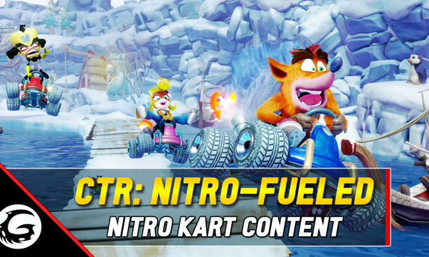 Crash Team Racing: Nitro-Fueled To Include Crash Nitro Kart Content