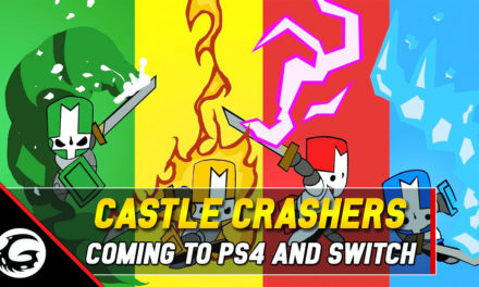 Castle Crashers Remastered Officially Announced For PS4 And Switch