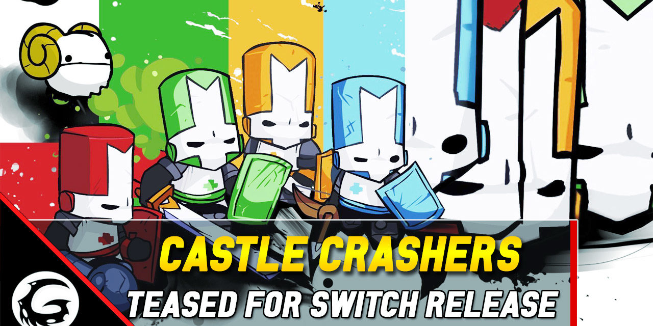 Castle Crashers Potentially Teased For Switch Via The Behemoth's Twitter